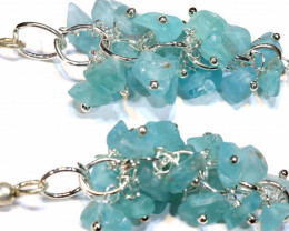 41 - CTS APATITE EARRINGS  RJA-1566