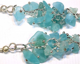 41 - CTS APATITE EARRINGS  RJA-1567