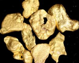 2.05 Grams -  Australian Kalgoorlie  Gold Nugget Parcel LGN 1817