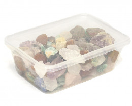 1kg Mixed Crystal Small Rough Parcel