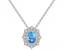 Silver 925 Quailty Classy Fashion Pendant  code CCC 1594