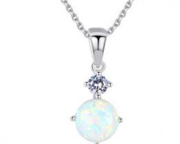 Silver 925 Quailty Classy Fashion Pendant  code CCC 1618