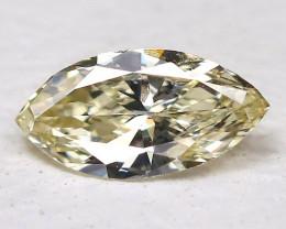Yellow Diamond 0.14Ct Natural Genuine Fancy Diamond CH1010