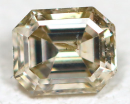 Peach Diamond 0.20Ct Natural Genuine Fancy Diamond CH1027