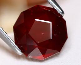 Rhodolite Garnet 2.36Ct VS2 Master Cut Natural Rhodolite Garnet CH1037