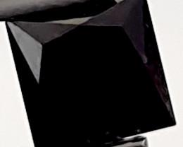 1.42 ct BLACK DIAMOND
