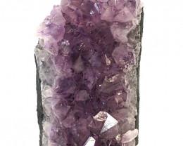 1.42kg Natural Amethyst Crystal Lamp DS661