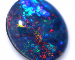 3.05 cts  Gem   Opal  Triplet 12 x10 mm   CCC 1962