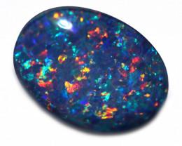 Large  Gem   Opal  Triplet 18x13mm   CCC 1965