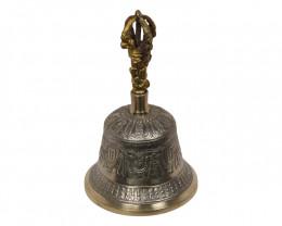 Tibetan Prayer Bell TINGHSA code C-BOWLS5P