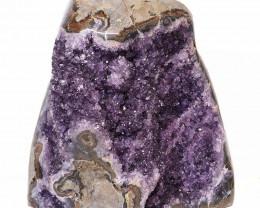 6.70kg Amethyst Crystal Geode Specimen DS716