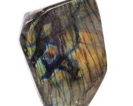 0.97Kg Natural Labradorite Polished Self Stand DS718