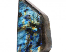 0.80Kg Natural Labradorite Polished Self Stand DS720