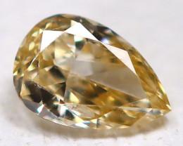 Diamond 0.10Ct Natural Untreated Genuine Fancy Diamond CCC 2290