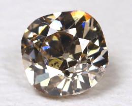 Diamond 0.26Ct Natural Untreated Genuine Fancy Diamond CCC 2294