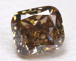 Diamond 0.13Ct Natural Untreated Genuine Fancy Diamond CCC 2301