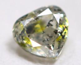 Diamond 0.20Ct Natural Untreated Genuine Fancy Diamond CCC 2302
