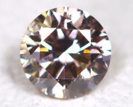 Pink Diamond 0.10Ct Natural Untreated Genuine Fancy Diamond CCC 2312