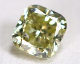 Diamond 0.20Ct Natural Untreated Genuine Fancy Diamond CCC 2321