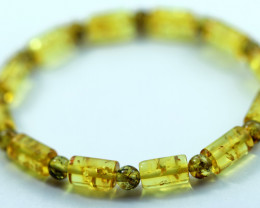 Beautiful Baltic Amber Bracelet  code CCC2970