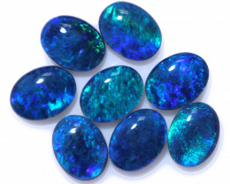 7 Cts Australian Triplet Opals Parcel CCC 3240