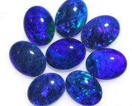 7 Cts Australian Triplet Opals Parcel CCC 3245