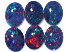7.50 Cts Australian Triplet Opals Parcel CCC 3251