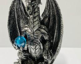 Blue Light Silver Dragaon   code C-DRAGSBLB