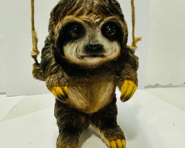 Cute Sloth hang tree with rope    code C-SLOTHANG2