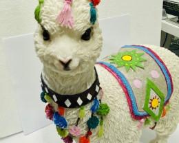 Large 36cm colorful Lama  code C-llamac