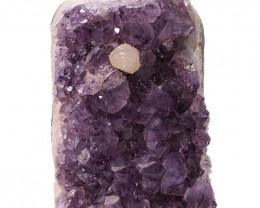 2.83kg Natural Amethyst Crystal Lamp DN15