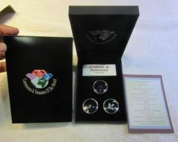 Treasures of Australian,Opals,Diamonds,Sapphire ASSA101