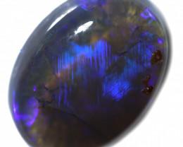 2.60 Cts Lightning Ridge Crystal Opal FO 1117