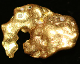 0.42 Grams Australian Kalgoorlie Gold Nugget LGN 1888