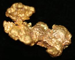 0.66 Grams Australian Kalgoorlie Gold Nugget LGN 1905