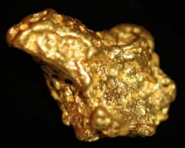 1.56 Grams Australian Kalgoorlie Gold Nugget LGN 1926