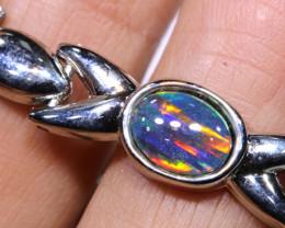 108 cts Triplet opal bracelet   RJA- 1580   rarejewelry