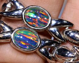 108 cts Triplet opal bracelet   RJA- 1582    rarejewelry