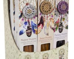 Wholesale Box of  18 Follow Your Dreams Incense Sticks  code C-INSDRC18