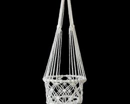 100cm Macrame Pot Hanger code C-MACPOTS