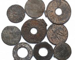 Spice Coin/Palembang Coin - Malay Archipelago 15-18th Century CC 1172