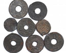 Spice Coin/Palembang Coin - Malay Archipelago 15-18th Century  CC 1173