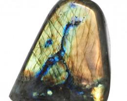 0.47Kg Natural Labradorite Polished Self Stand DS791