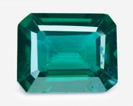 *No Reserve* Topaz 3.50 Cts Green Topaz Natural Gemstone