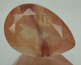 1.92Ct Natural Rare Andesine Labradorite Pear