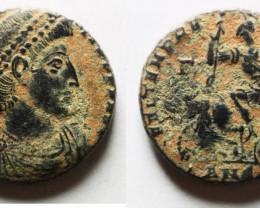 Ancient Roman Gallic aurelian  Antonionanus   coin  CC1215