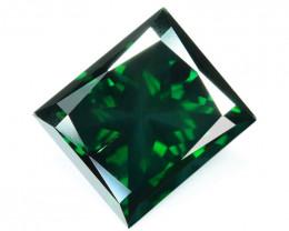 Diamond 1.15 Cts Rare Fancy Intense Green Color Natural Diamond