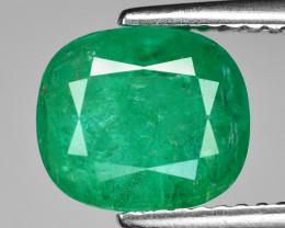 Emerald 2.48 Cts Natural Vivid Green Colombian Emerald Loose Gemstone
