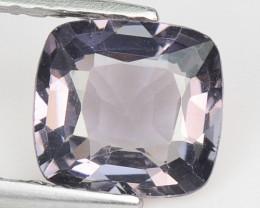 Burma Spinel 1.20 Cts Unheated Rare Purple Color Natural Gemstone