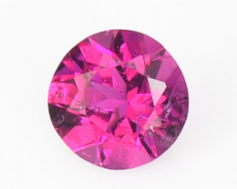 * No Reserve* Rubellite 0.08 Cts UnHeated Pink Natural Rubellite Gemstone